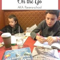 Homeschooling on the Go