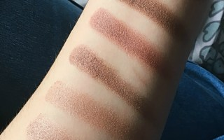 Makeup: Morphe 35T Swatches