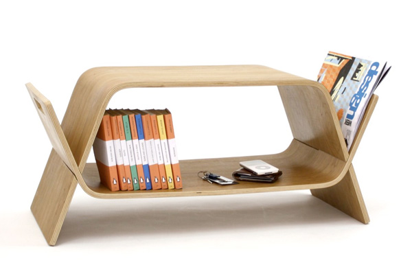 John Green's Embrace shelf/table