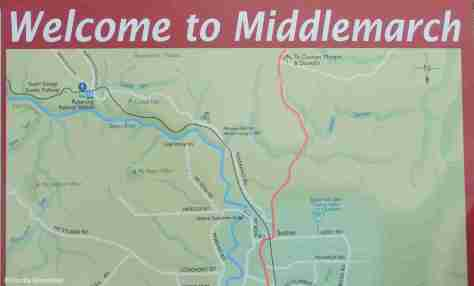 WE MADE IT TO MIDDLEMARCH!