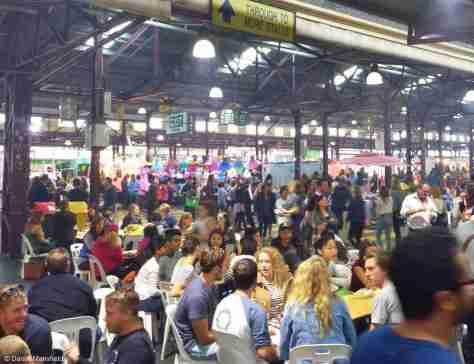 Melbourne night market