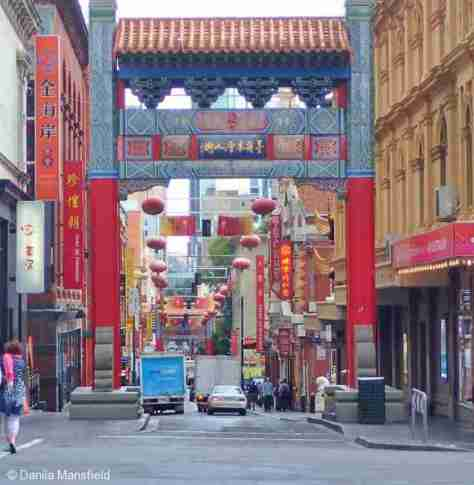 Melbourne's Chinatown