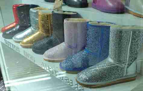 Uggs with bling!