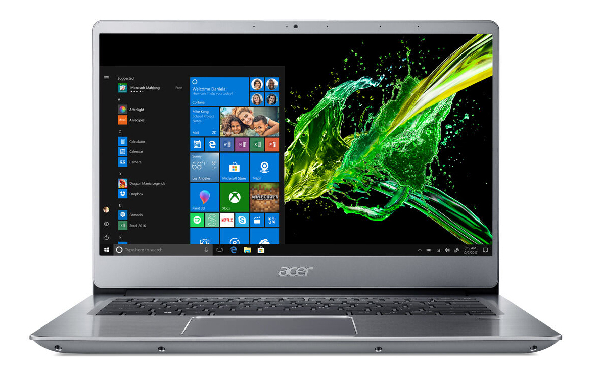 Acer Swift 3 SF314-41: Acer's latest 14-inch laptop deserves a ...