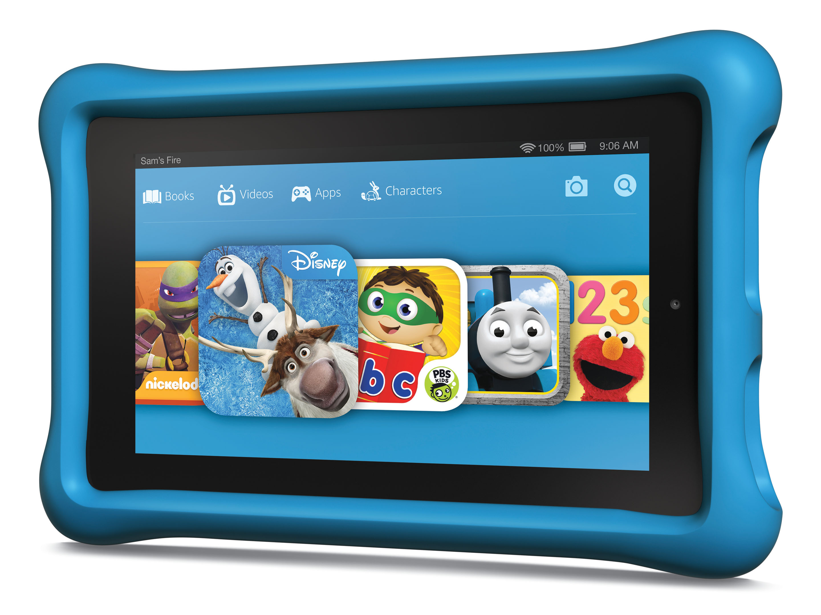 Amazon Fire Kids Edition Late 2015 Tablet Review