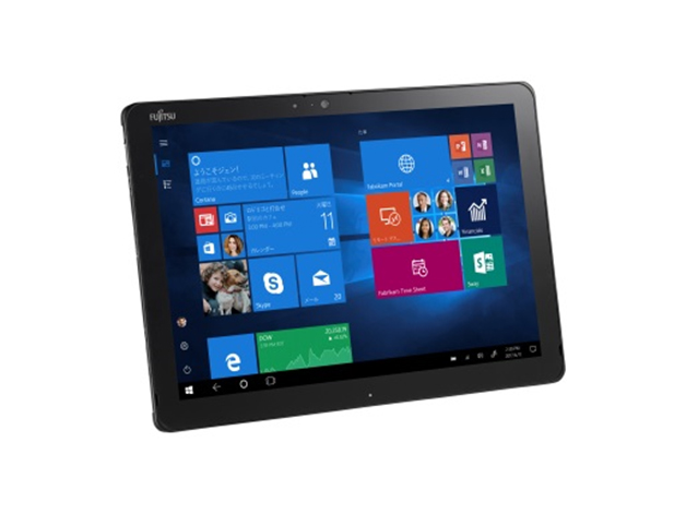 Three New Arrows Tab Windows Tablets From Fujitsu With User Replaceable Battery NotebookCheck