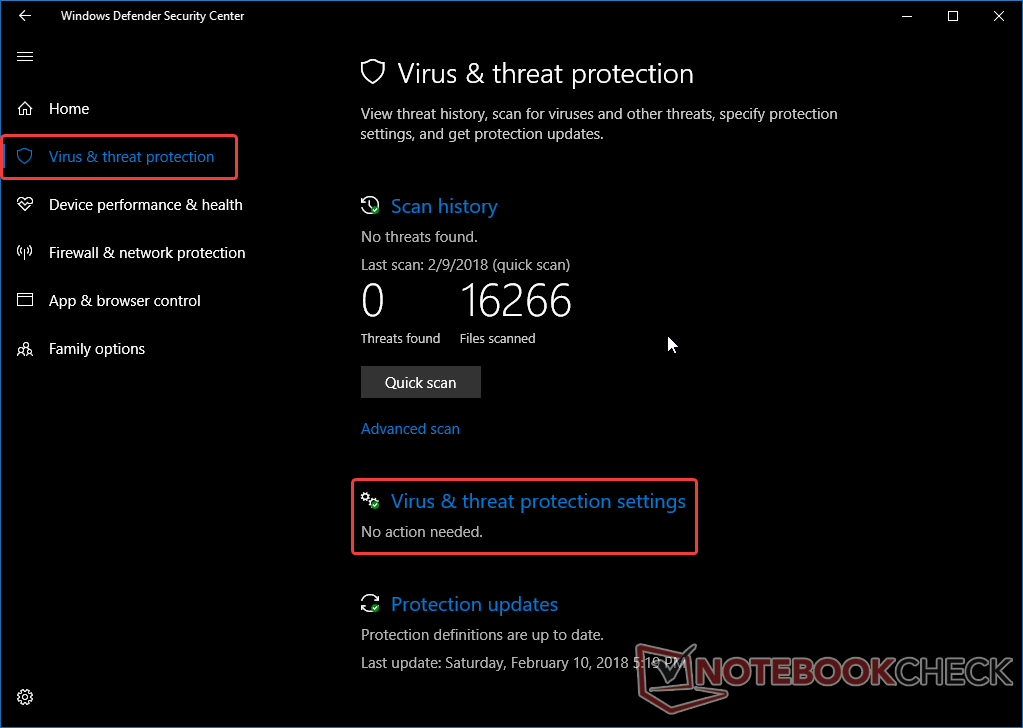Best Virus Protection Windows 10