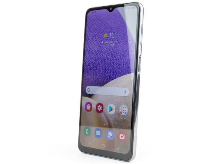 Samsung Galaxy A32 5g Review There S More Than Just Progress In The 5g Smartphone Notebookcheck Net Reviews