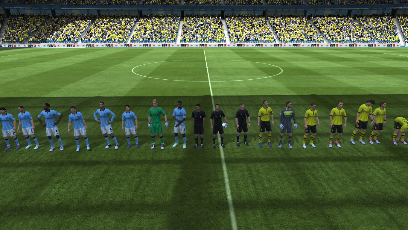 FIFA 13 Benchmarked Reviews