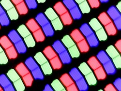 Clear subpixels