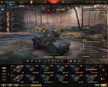 World Of Tanks 1 4 Brings Wheeled Vehicles To The Game