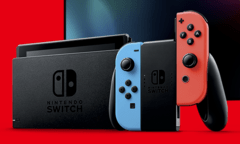 The Nintendo Switch is in line for an enticing upgrade later this year. (Image: Nintendo)
