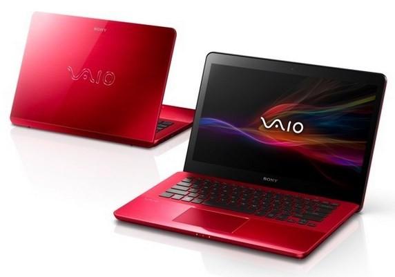 Sony Gaming Laptop 2013
