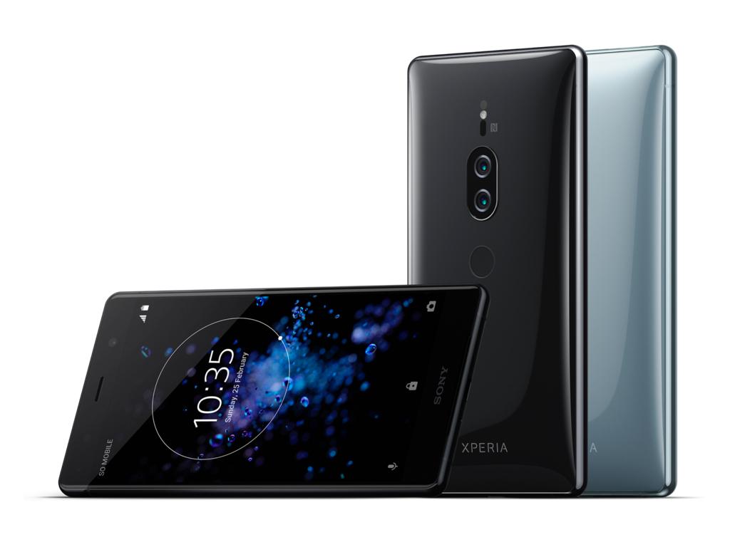 Sony Xperia Xz2 Premium Notebookcheck Net External Reviews