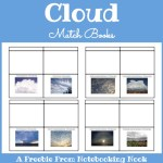 Freebie: Cloud Match Books