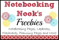 Notebooking Nook