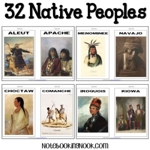 Native American Peoples Sample