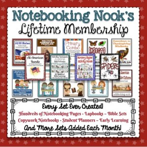 Notebooking Nook's Members Only