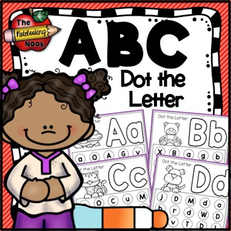 ABC Dot the Letter