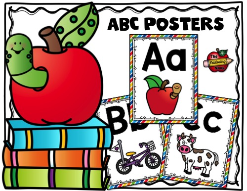 ABC Posters Samples