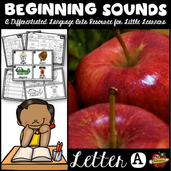 Beginning Sounds - Letter A