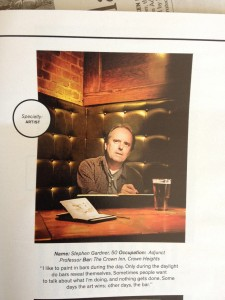 notebook artist in bar1