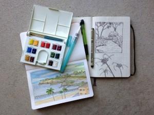 Daily Sketching Tips