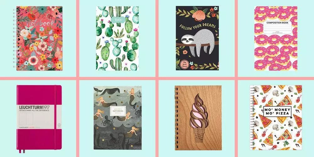cute notebooks for back to school notebook stories