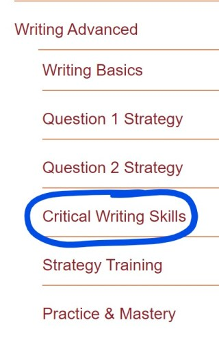 Toefl writing sample notefull essay career development