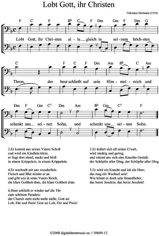 Tauflied Christliche Lieder Lied Lieder