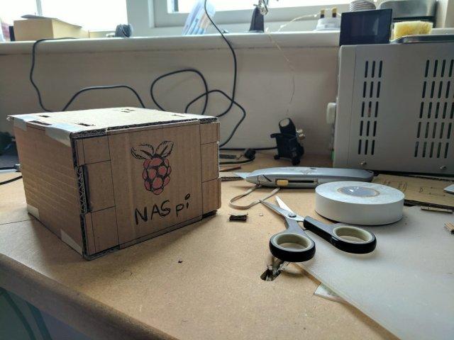 Raspberry Pi NAS