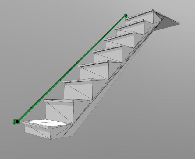 Staircase RGB LED Lighting