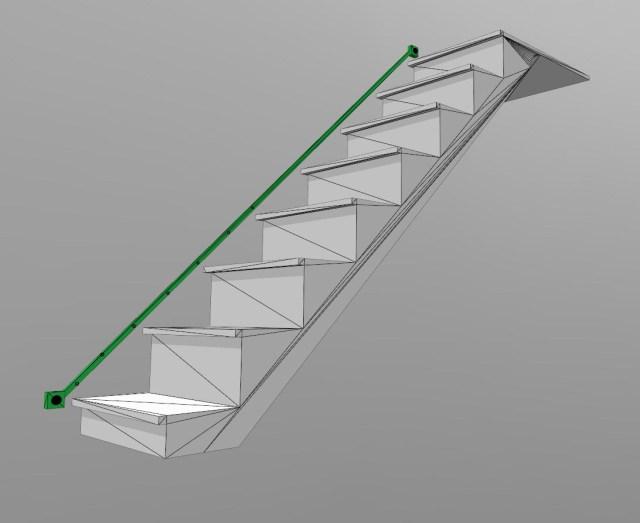 Staircase RGB LED Lighting