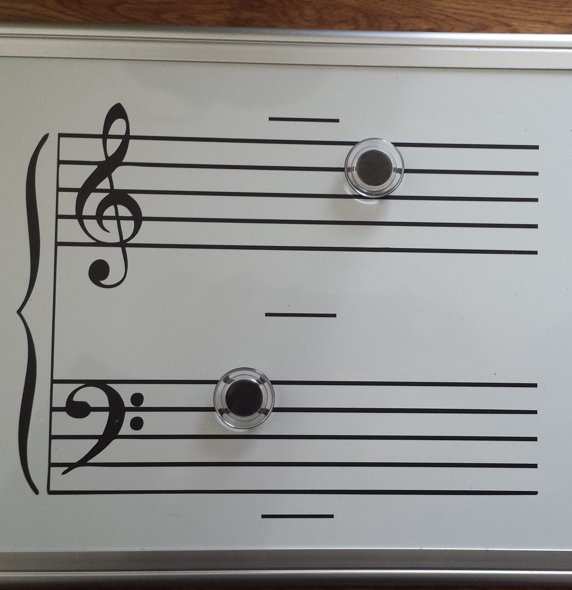 Hand Crafted Music Board