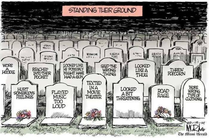 Cartoon by Jim Morin