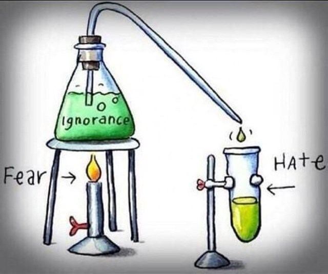 How Hate is Created