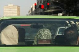 Taxi, Teheran
