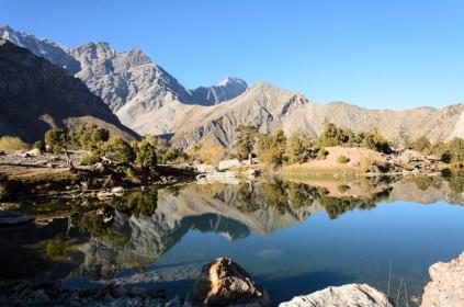 Kulikalon Lakes, Fan Mountains