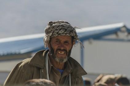 Afghane auf dem Markt