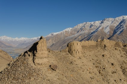 Yamchun Fort, Wakhan Valley