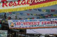 Pokhara an Weihnachten