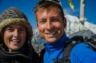 Gipfelglück am Tsergo Ri (4.985m)