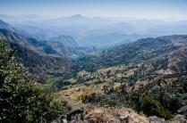 Auf dem Weg zum Gipfel der Madhane