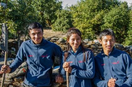 MCHC Team (Bishnu fehlt)