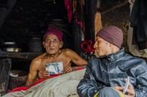 Der älteste Mann von Banjhakateri