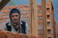 Bishnus Vater auf der Baustelle