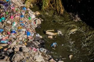 Bagmati-River - Mülltrennung?