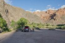 Canyon-Camping