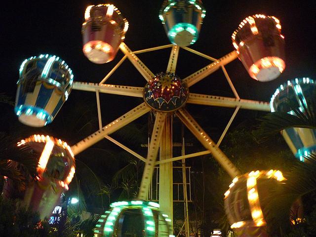 2011 Boracay Wheel