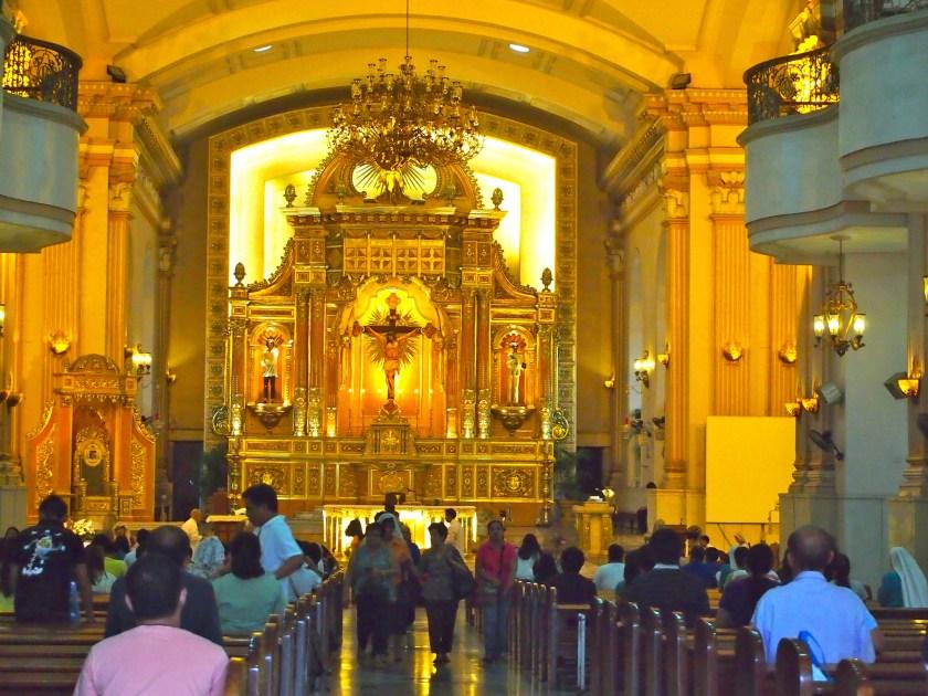 Cebu Met Altar